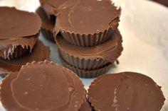 Recipe Rebels: Chocolate Nutella Cups