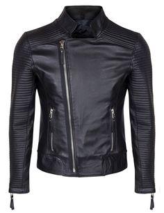 Boda Skins 'The Rider' Leather Jacket