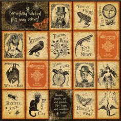 Steampunk Graphic Design | Graphic 45 > Steampunk Spells > Nevermore Paper - Steampunk Spells ...