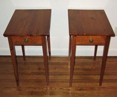 End Tables $65/pair