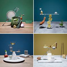 Ricettario: A Balanced Diet.