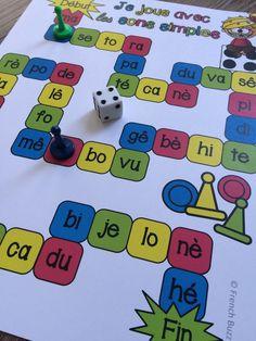 Je vous présente trois différents jeux qui travaillent la lecture des sons simples, complexes et les mots fréquents. Ces jeux sont extrêmeme...