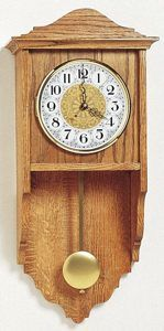 19-TCC516 - Walford Clock Woodworking Plan