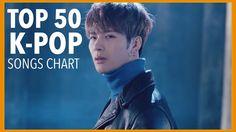 [TOP 50] K-POP SONGS CHART - MARCH 2017 (WEEK 3)