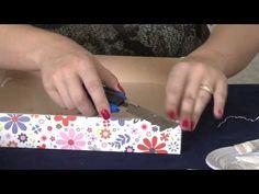 Mulher.com 03/08/2012 Marisa Magalhães - Caixa com Scrapdecor 01 - YouTube
