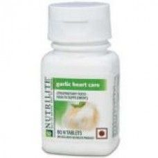 NUTRILITE GARLIC HEART CARE - 60 Tablets
