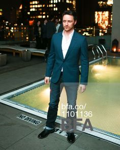 "James McAvoy at MAGNOLIA PICTURES with THE CINEMA SOCIETY Host the After Party for ""Filth"". #BFAnyc"