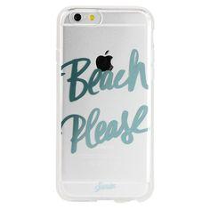 Beach Please iPhone 6/6+ Case – NYLON SHOP