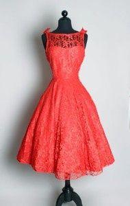 1950. Vintage bridesmaid dress?!?! This in dark, deep purple!