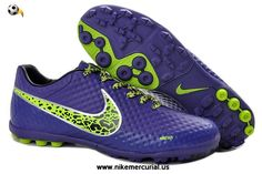 detailed look 516df 9820a Authentic Deep Purple   Green Nike Elastico Finale II Soccer Cleats Nike  Football, Cheap Football