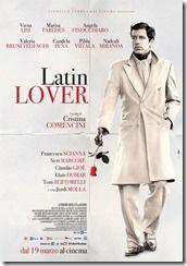 manifesto LATIN LOVER