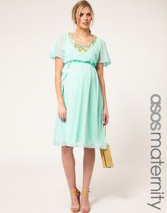 another sweet little getup from ASOS maternity