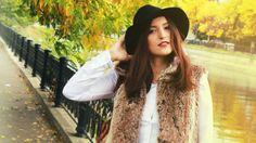 Autumn leafs - The Rawscientist Fur Coat, Autumn, Fashion, Moda, Fall, La Mode, Fasion, Fashion Models, Fur