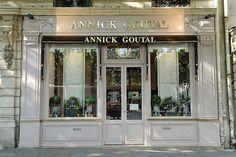 The perfume shop by jmvnoos in Paris, via Flickr