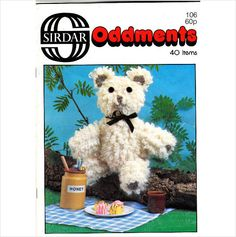106 Sirdar Knitting & Crochet booklet Oddments 40 items for small projects on eBid United Kingdom