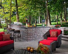 15 Outdoor Rooms for Entertaining | Outdoor Design - Landscaping Ideas, Porches, Decks, & Patios | HGTV