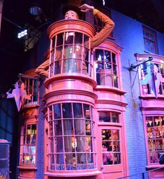 Tickets to WB Studios London's Harry Potter Tour. What a great holiday present!