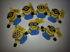 Minions#portachiavi#happybirthday