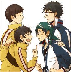 Yanagi Renji, Fanart - Zerochan Anime Image Board