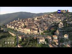 An aerial view of Tuscany Tuscany and its cities #raiexpo #youritaly #tuscany #italy #expo2015 #experience #visit #discover #culture #food #history #art #nature