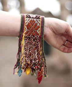 Native Bracelet Handmade Organic from peru