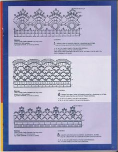MIS FAVORITOS DE LA WEB PUNTILLAS AL CROCHET - 红阳聚宝5 - Álbuns Web Picasa