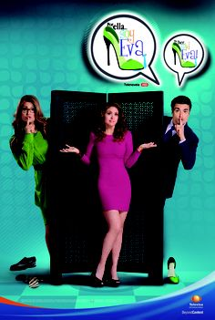 Por Ella Soy Eva, produccion de Rosy Ocampo, protagonizada por Lucero y Jaime Camil.