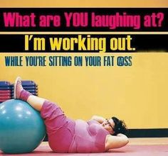 Its all about EFFORT ~ fitness-motivation