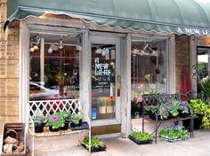 Storefront New Leaf by Atelier Teee (on hiatus), via Flickr
