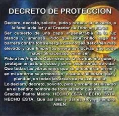 Decreto de protecion