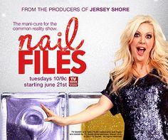 I LOVE my job! Nail Files Season 2 Summer 2012 <3 <3