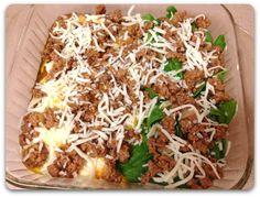 Low Carb, Keto Friendly Spinach Lasagna low carb lasagna ketogenic Keto