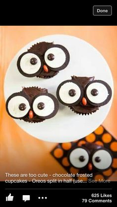 Unos divertidos cupcake para tu pequeño.