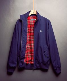northernoiboy: Fred Perry Harrington jacket. - MenStyle1- Men's Style Blog