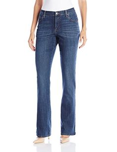 Lee Womens Relaxed Fit Bootcut Jean Bella 4 Short * You can find out more details at the link of the image.