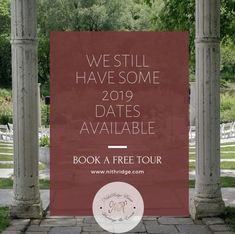 We are experts at quick turn around weddings! Contact us to find out more! Wedding Events, Weddings, How To Find Out, Tours, Wedding, Marriage