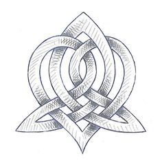 Celtic symbol for sisters.. I think this is the one we want!!