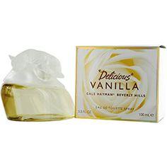 Delicious Vanilla Eau De Toilette Spray 3.3 oz by Gale Hayman