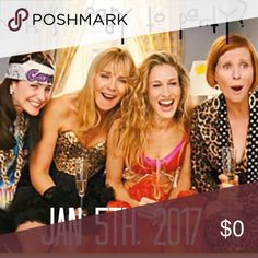 TAG YOUR FRIENDS• HOSTING 1/5/17 CASUAL COOL PARTY PLEASE SHARE!! Very last minute. Looking for host picks. Share my items and this listing and I will look through your closet to Choose items that are posh compliant. Tag your friends as well so they can get in on the fun! Excited to party with all of you!!! Accessories