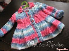 Пальто для дочки