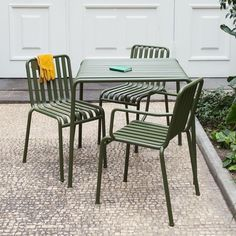 Palissade Table & Chairs by Ronan & Erwan Bouroullec | HAY | DomésticoShop