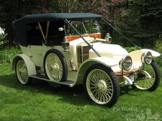 1912 Deasy JDS Type 14/20 Touring Phaeton.. Re-pin Brought to you by #HouseofInsurance in #EugeneOregon for #LowCostInsurance