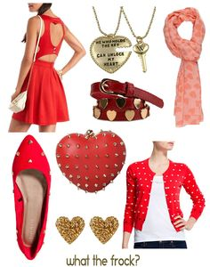 Roundup: Hearts | What the Frock? - Affordable Fashion Tips and Trends
