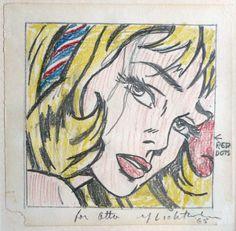 Roy Lichtenstein, GAM Torino