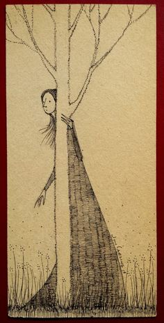 waiting by the tree Jon Carling