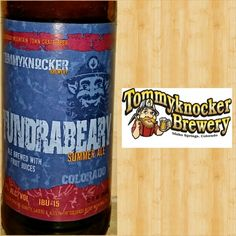 TUNDRABERRY SUMMER ALE - Tommyknocker Brewery ● Idaho Springs, CO ● (225) (B+) ● a good easy drinking and fruity beer.