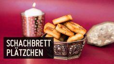 Schachbrett Plätzchen – Paleo360.de