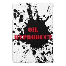 oilfield oil byproduct case iPad mini cover