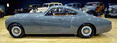 La Sarthe Bentley Fastback Coupé by Bensport.