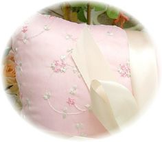 Everyday Romance Organza Pillow Fabric
